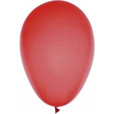 Baloes Ar Liso Vermelho 6.5 50Un