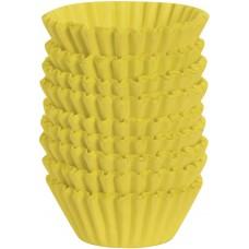 Forminhas Pap.Amarelo N.5 100Un