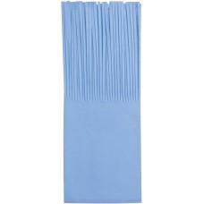 Papel Bala 1 Franja Azul 48Un 7.5Cmx22Cm