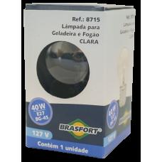 Lampada para Geladeira/Fogão/Lustre 40Wx127V Clara